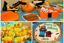 Home Depot Birthday Party / Birthday Party at Home Depot