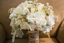 Hydrangea Wedding Flowers / Hydrangeas are VERY water loving.  If you plan to use them in wedding arrangements and bouquets, be sure to always provide a water source and spray well with a flower sealant.  I do not recommend them for boutonniere or corsage work.
