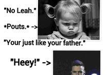 Liam imagines