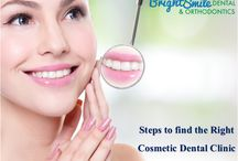 Bright Smile Dental / Dentistry committed to your comfort and convenience. Our experience in conscious-comfort dentistry is sure to set your nerves at ease!