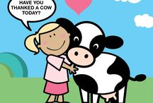 We <3 Dairy Cows / by Milk Unleashed
