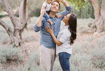 Семейная фотосессия на природе