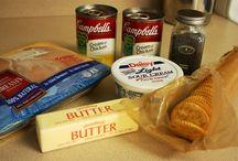 Bama's Favorite Southern Grub / Comfort Food & other Southern Grub