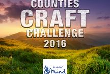 All Counties Craft Challenge / Images and posts about the All Counties Craft Challenge. https://gentlemancrafter.wordpress.com/all-counties-craft-challenge/ http://www.gofundme.com/allcountiescraft