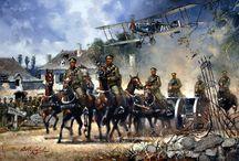 Pinturas guerra