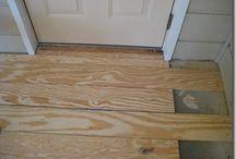 flooring / by Colleen Howey