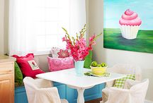Dining Room Ideas / by Jamie Gleason