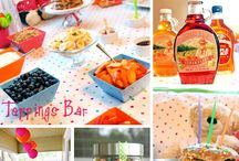 Party Ideas / by michelle carson