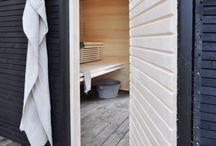 inspiration // sauna