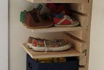 Raft pantofi