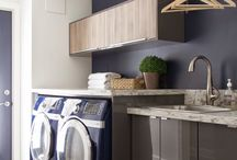 Utility-Laundry rooms