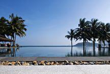 SIX SENSES VIETNAM / Six Senses Ninh Van Day, Six Senses Con Dao y Evason Ana Mandara. Tres destinos únicos por la belleza de sus paisajes, playas de ensueño de fina arena y aguas cristalinas, la grandiosidad de la naturaleza y el confort y la exclusividad de sus increíbles villas.