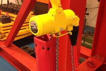 AIR CHAIN HOIST
