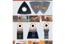 Accessory Sets / Walter Tool Company offers Fein accessory sets, multimaster profkit wood, tiling & flooring, mini cut & file set more.