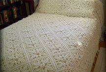 Knitting and Crochet  / Breiwerk en Hekelwerk