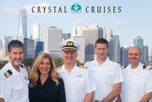 Crystal Celebrations / Help us celebrate milestones through Crystal Cruises history! / by Crystal Cruises