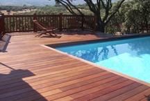 Piscinas  / Nuestra división de piscinas y spas tiene una amplia gama de formas, acabados, climatizaciones e hidromasaje para que disfrutes de los beneficios del agua.