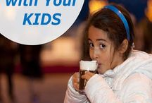 Family Fun / Here are some great ideas to make family time FUN!