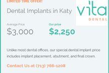 Vita Katy Dental Care Special