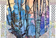 Ivan Bilibin Illustrator