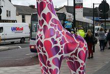 Street Art Creations
