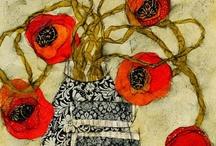 Floral Art & Floral Still Life 1 / by Linda Virio