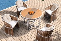 Luxurious Garden and Outdoor Furniture / HIGOLD is an international company who strive to create healthy and satisfying lifestyles for everyone. Adamant to go above and beyond, Higold only create elegant collections that are unique, innovative and inspirational. Using only the highest quality materials ensures that the products are not only stylish but durable and dependable. Higold's ethos circulates the concept of not having to buy the same product continually. Once you have the one, you won't want or need a replacement.
