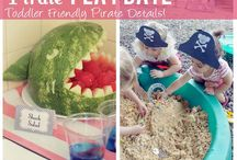 Kids- Parties: Jake & The Neverland Pirate Birthday Party