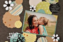 Scrapbooking ideas / Scrapbooking is one of my obsessions! Or is it collecting scrapbooking paraphernalia? barbara-griffin.artistwebsites.com