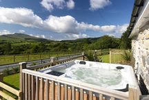 Favourite holiday properties in North Wales
