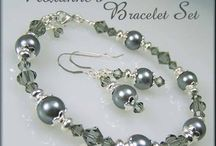 Bridal Jewelry / Great beaded bridal jewelry!