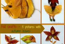 Autumn Ideas DIY for Kids