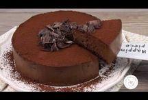 torte mousse