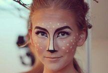 Makeup kostume