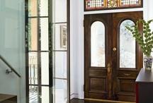 the door. / by Chelsea Bartman