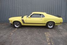 70 Ford Boss 302