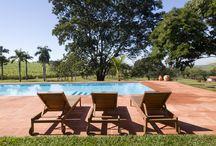 Lugar para relaxar / No interior paulista, a Fazenda Santa Teresa é o melhor lugar para relaxar.