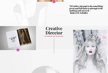 We Design Web / Clean, marketable, and most times minimalistic websites designed by TC Creatives staff.