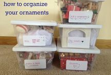 Christmas : Organize / by Melodie Tulsie