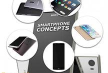 Smartphone News / Hier gibts die brandneuesten Smartphone-Vorstellungen der Hersteller!