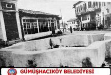 Gümüşhacıköy tarihi