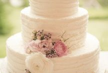 Wedding cake / by Stephanie Hallman