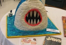 Edible Books / Ideas for books made out of food for our annual Edible Book Festival at Manatee County Public Library.