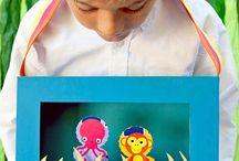 Daktshin / Kids craft