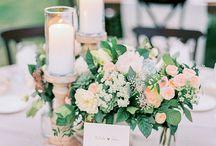 Centerpieces / Luscious Floral Arrangement Inspiration