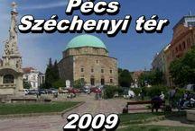 Pécs a szülővárosom......
