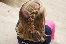 cabelos criança