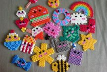 Hama Perler Beads / by Cindi Thomas