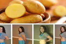 διαιτα πατατας