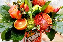 Ccomposition florsle mais avec fruit super !!!
